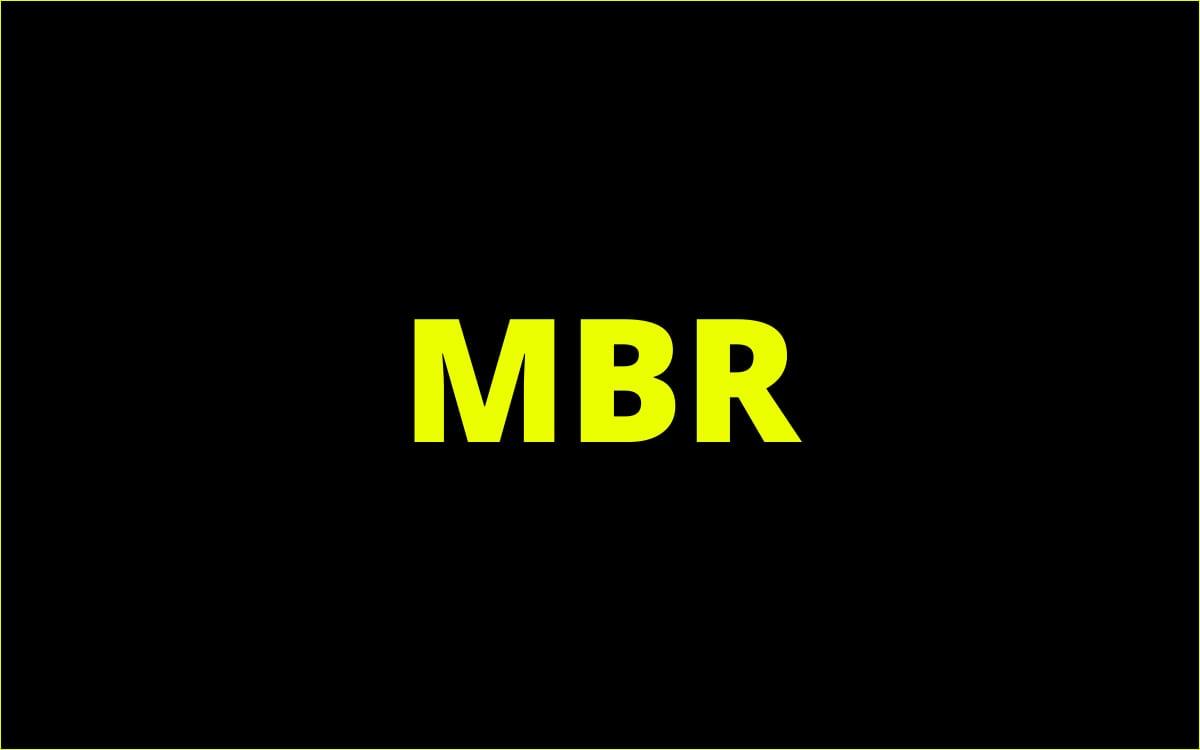 МБР в сексе
